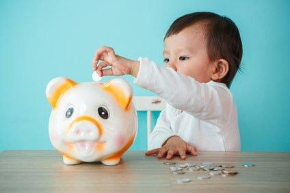 Tagesgeldkonto für Kinder