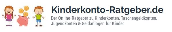 Kinderkonto Ratgeber Logo